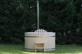 Fiberglass hot tubs
