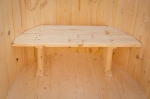 ofuro hot tub wooden seat