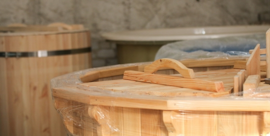 Wooden SPA Solutions Production Line-60