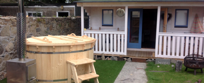 Wood-Burning Hot Tubs: Luxury at Low Expense